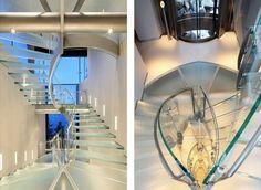 Luxuosa casa de vidro com vista para lago está à venda =A residência e um pedacinho dos arredores estão á venda por US$ 43 milhões, aproximadamente R$ 75 milhões – um alto preço pelo conforto, sofisticação e a vista panorâmica de um lugar inigualável.