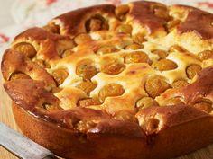 Découvrez la recette Gâteau lorrain aux mirabelles sur cuisineactuelle.fr.