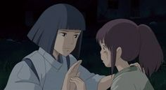 "I got Haku! Which Character From ""Spirited Away"" Is Your Kindred Spirit?"