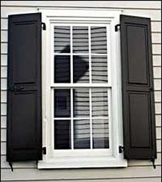 How to Measure for Exterior Window Shutters