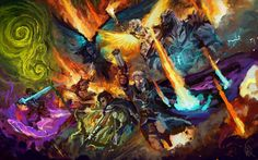 Amazing Critical Role fan art of Vox Machina | Dungeons and Dragons D&D