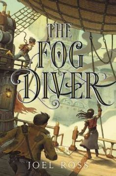 In this futuristic high-stakes adventure, humanity clings to cities on the highest mountain peaks above the deadly Fog, and airships transport the pirates of the skies. Daring 13-year-old tetherboy Chess and his salvage crew must face the dark plans of Lord Kodoc and work to save their beloved Mrs. E.