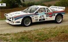 Výsledek obrázku pro lancia rally 037 stradale
