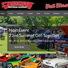 Join us as we will be at the Good Guys 22nd Summer Get Together. We will be there to answer any questions you may have and to assist you with your Mustang needs. See you there! #mustangsplus #goodguysShow 5/30/15-5/31/15 #alamedaCountyFairGrounds