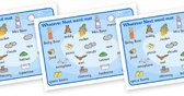 Whatever Next Word Mat - Whatever Next!, Jill Murphy, resources, space, baby bear, Large family, rocket, moon, owl, story, story book, story book resources, story sequencing, story resources, word mat, writing aid