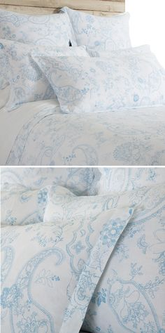 Maya Bedding Collection - Pom Pom at Home #Linen #bedding #bedroom #organic #interiors