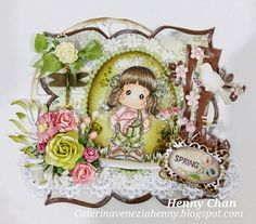 Caterina Venezia Craft - Henny: SPRING IS IN THE AIR