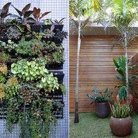 Confira ideias de hortas e jardins suspensos cheios de estilo para apartamentos ou casas sem grandes áreas externas.