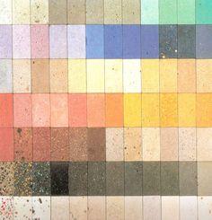Integrally Colored Concrete Integral Colored Concrete