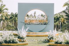 Wedding Backdrop Design, Wedding Stage Design, Wedding Reception Backdrop, Outdoor Wedding Venues, Background Decoration, Backdrop Decorations, Backdrops, Engagement Decorations, Wedding Decorations