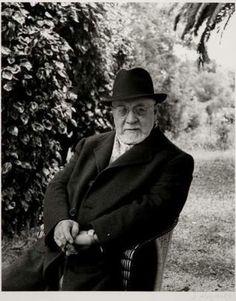 Willy Maywald (1907-1985) Portrait of Henri Matisse in his garden, 1948