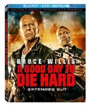 A Good Day to Die Hard (Blu-ray/DVD Combo) - - Bruce Willis is back in action - mind-blowing, heart-stopping, rip-roaring action - as John McClane, the heroic New York cop with a knack for being in th Hard Movie, Movie Tv, Die Hard, Bruce Wilis, Belle Movie, Blu Ray Collection, Blu Ray Movies, 2016 Movies, Film Review