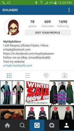 #followme #hijabstore #hijab #abayas #islamic