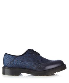 Men's+Dannon+leather+&+paisley+shoes+by+Dr.+Martens+MADE+IN+ENGLAND+on+secretsales.com