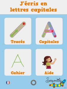 """App """"I learn writing capital letters"""" Learn To Write Cursive, Learning Cursive, Writing Numbers, Letters, Shapes, Android, Letter, Lettering, Calligraphy"""