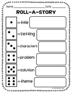 Reading comprehension activity students can do independently or with a partner. Love this, read a story with students, then have them roll dice to answer these questions about it. Reading Comprehension Worksheets, Comprehension Strategies, Reading Strategies, Reading Activities, Reading Skills, Guided Reading, Teaching Reading, Partner Reading, Reading Tips