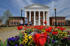love ole miss during the spring!