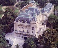 Palacio Laranjeiras - Rio de Janeiro