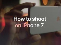Apple launches new website with iPhone photography tutorial videos