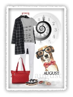 """August Rush"" by joy2thahworld ❤ liked on Polyvore featuring See Concept, Chicwish, French Connection, Hedgren, Church's and Robert Lee Morris"