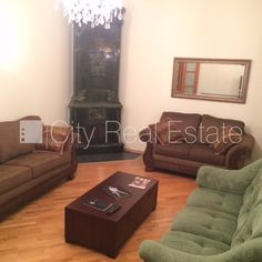 Apartment for rent in Riga, Riga center, 69 m2, 600.00 EUR
