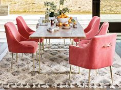 Get Your Dining Room Ready for Entertaining Season