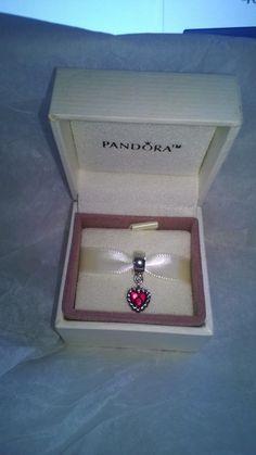 AUTHENTIC PANDORA FOREVER, FUCHSIA ENAMEL #790471EN07 #Pandora #European  http://www.ebay.com/itm/AUTHENTIC-PANDORA-FOREVER-FUCHSIA-ENAMEL-790471EN07-/131389363662?pt=US_Charm_Charm_Bracelets&hash=item1e976a95ce
