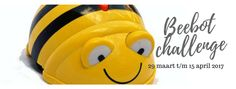 Beebotchallenge  dag 1-29 maart