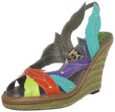 Beverly Feldman Women's Momono Slingback Espadrilles: Amazon.co.uk: Shoes & Bags