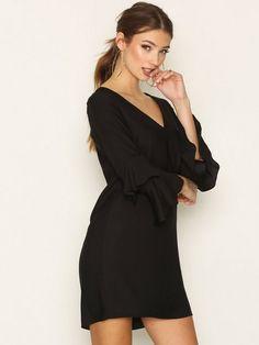 LS Smock Dress