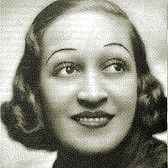 Dorothy Fields, jazz lyricist for songs like I can't give you anything but love.