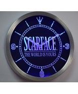 vingroupshop LED NEON Online Store, featuring 932 items, including Scarface World is Yours Neon Light Decor Home Shop Crafts Display Wall Clock. Just Letting You Know, Led Wall Clock, Display Wall, Public Profile, Saved Items, Neon Lighting, Tool Box, Light Decorations, Shop
