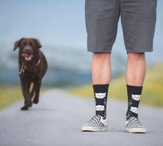 Fetch more of what makes you happy! @wander_rute #HappySocks #HappinessEverywhere