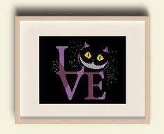 Cross Stitch Pattern Digital The picture will be a great decoration for a room or simply an unforgettable gift. PATTERN DETAILS: ********************************************************************** When you purchase 2 embroidery, a third I will send to you by e-mail within 24