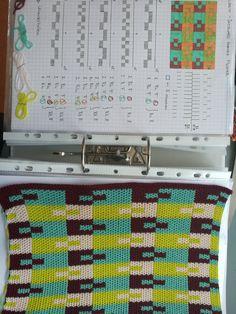 1.BA 2019, samplebook, Anais Meyer Diagram, Knitting, Textile Design, Kunst, Tricot, Cast On Knitting, Stricken, Crocheting, Knits