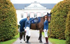 Horseware Competition Collection: Competition jacket, shirt and breeches, with saddle pad, ear new and rug from the Horseware Grand Prix range. Equestrian Boots, Equestrian Outfits, Equestrian Style, Equestrian Fashion, Riding Hats, Riding Helmets, Woman Riding Horse, Show Jumping, Dress With Boots