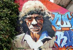 13 Awesome Pieces Of Graffiti Art From Around The World!