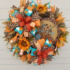 Fall Deco Mesh, Fall Wreaths, Fancy, Decor, Decoration, Decorating, Wreath Fall, Deco, Autumn Wreaths