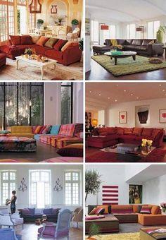 Attraktiv Wohnzimmergestaltung Mit Farben Und Bildern U2013 70 Frische Vorschläge