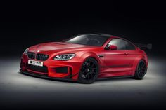 #BMW #M6 PD6XX by Prior Design. Fotos y datos del BMW M6 #tuning
