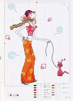 GRAFICOS SODA COREA ,,, SUPER LINDOS (pág. 3) | Aprender manualidades es facilisimo.com