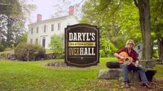 Daryl's Restoration Over-Hall on the DIY Channel....cool.