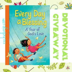 Awesome NEW devotional giveaway up on the blog!