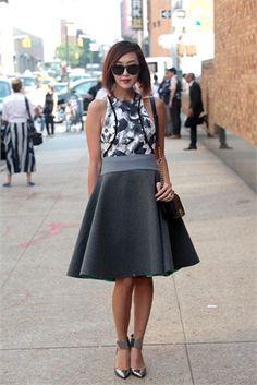 New York Fashion Week - September 2013 - Street Style
