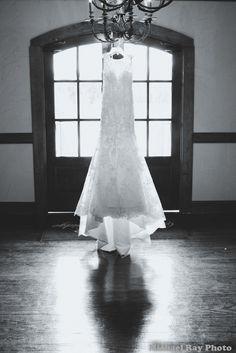 Bride's Dress Hanging | Flickr - Photo Sharing!