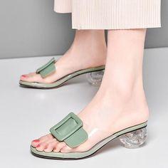 Timeshiny Slippers Off White Open Toe Casual Chunky Heel Slippers Source by womenshighfashionheelsideas women shoes Stilettos, Pumps Heels, Stiletto Heels, High Heels, Sneakers Fashion, Fashion Shoes, Best Golf Shoes, Women Oxford Shoes, Shoes Women