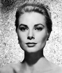 Grace Kelly.  She put the term 'cool beauty' in the dictionary (well the Hollywood dictionary at least!)
