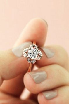 Unique engagement rings say wow 42