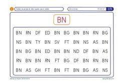 Estimular la atención 8 Periodic Table, Special Education, Words, Adhd, Occupational Therapy, Note Cards, Periodic Table Chart, Periotic Table