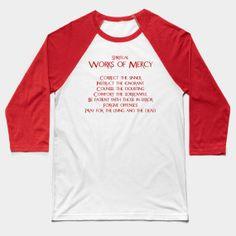 #WorksOfMercy #Spiritual ##Catholic #Christian #Tshirts #Mugs #Prints #Cases #Notebooks #Sale